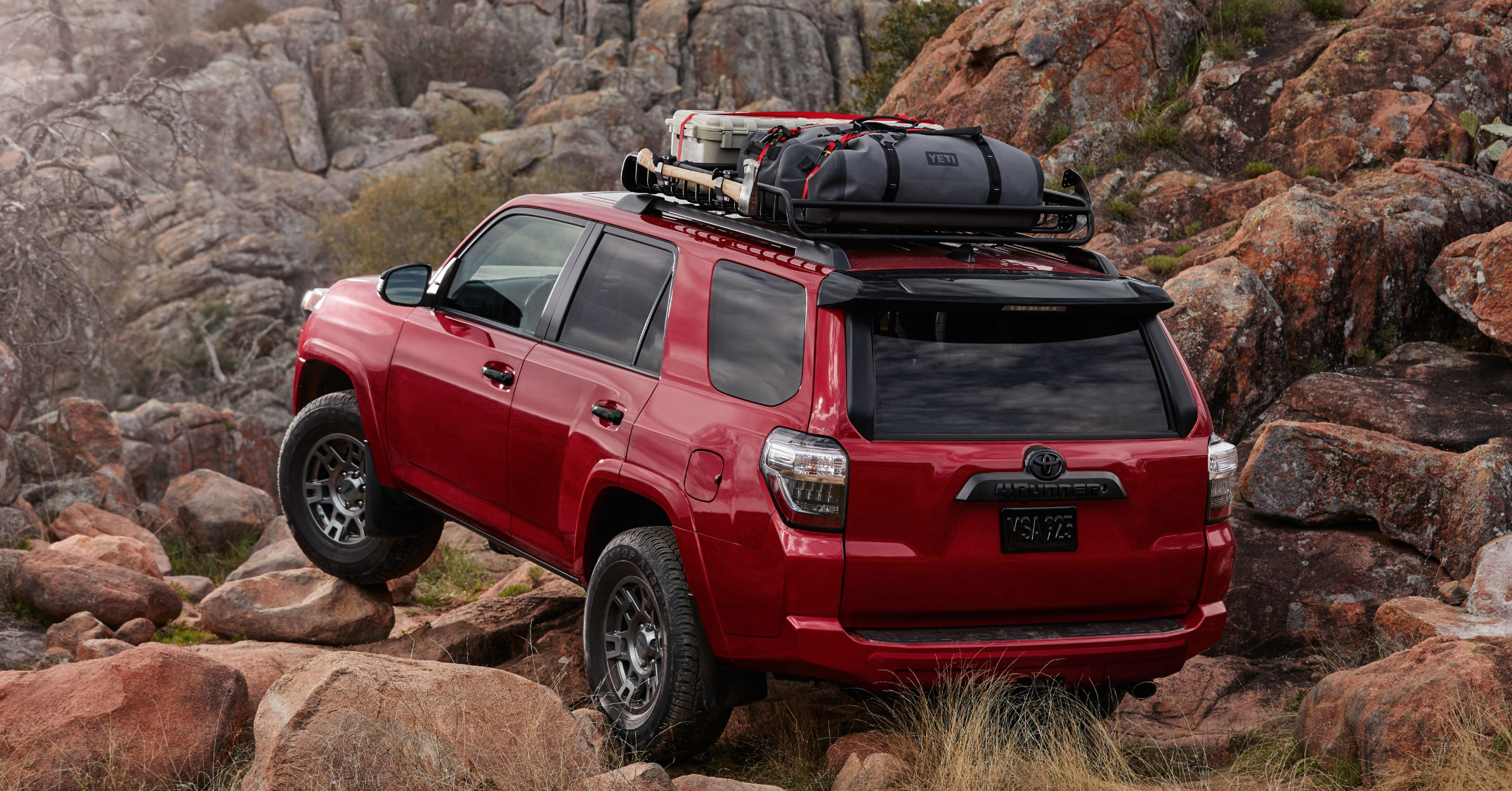 2020 Toyota 4runner Venture Edition Team4runner