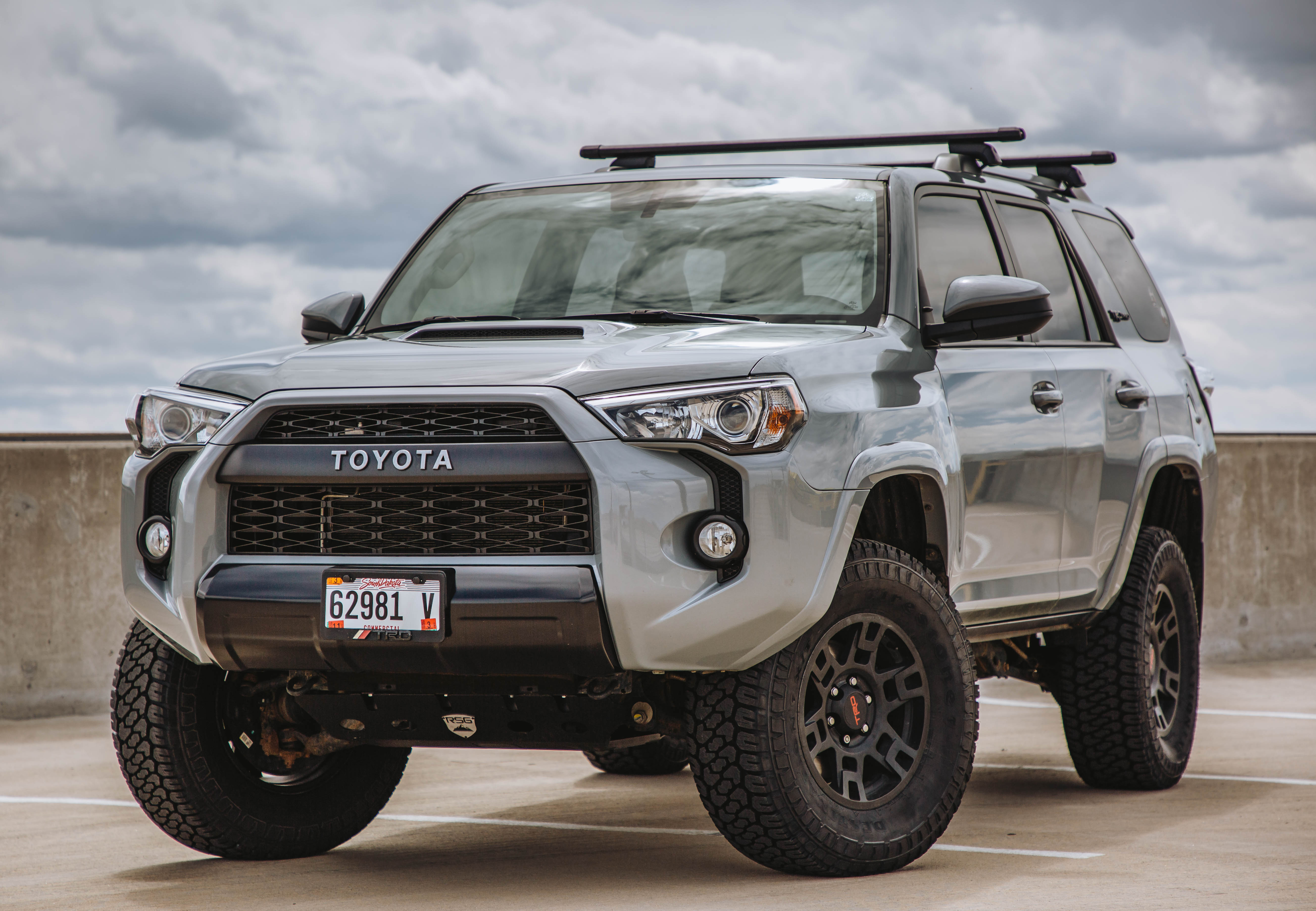 2017 4runner Trd Pro Cement Team4rpro Team4runner